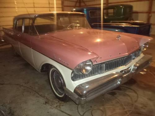 1957 Mercury Monterey 4DR Sedan For Sale (picture 1 of 6)