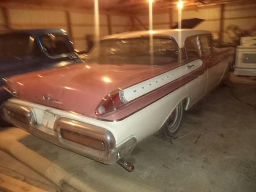 1957 Mercury Monterey 4DR Sedan For Sale (picture 3 of 6)