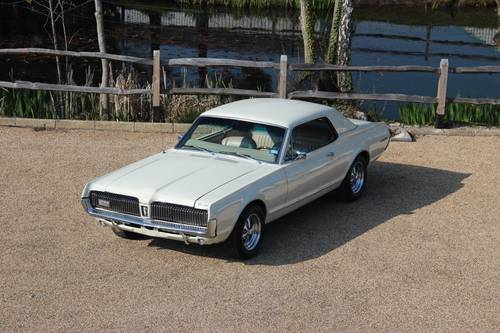 1967 Mercury Cougar  SOLD (picture 1 of 6)