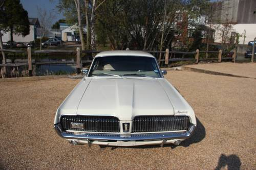 1967 Mercury Cougar  SOLD (picture 3 of 6)