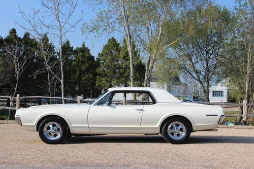 1967 Mercury Cougar  SOLD (picture 5 of 6)