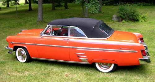 1954 Price Reduced on RARE Mercury Monterey Convertible For Sale (picture 1 of 6)