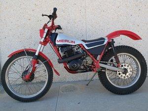 1985 Merlin 350 trial