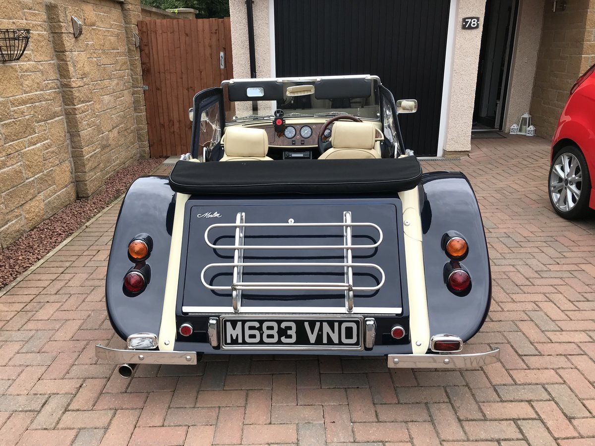 1994 Merlin Kit Car For Sale (picture 3 of 5)