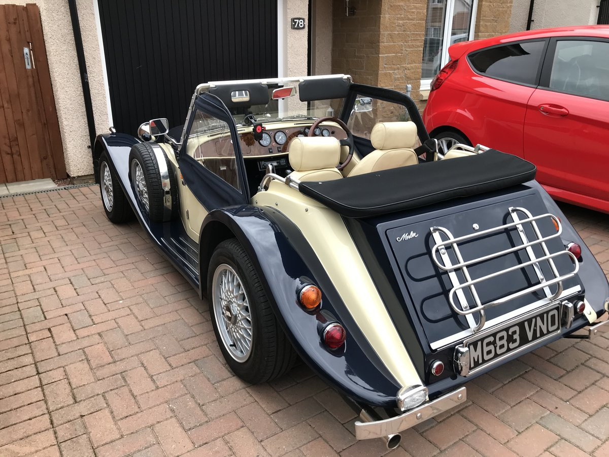 1994 Merlin Kit Car For Sale (picture 4 of 5)