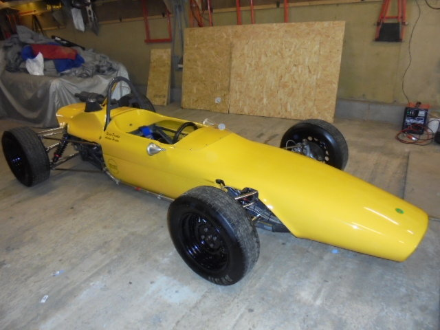 1969 Merlyn MK11A Formula Ford  For Sale (picture 2 of 6)