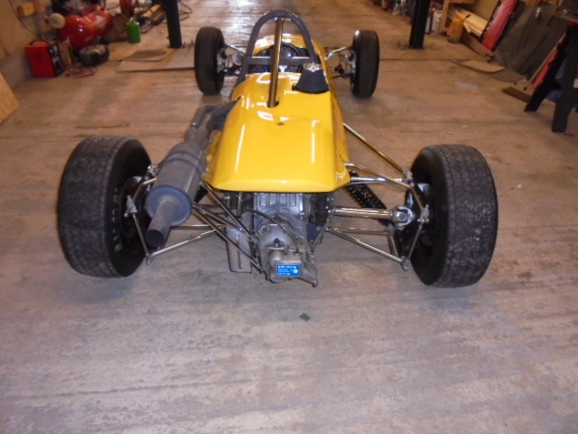 1969 Merlyn MK11A Formula Ford  For Sale (picture 3 of 6)