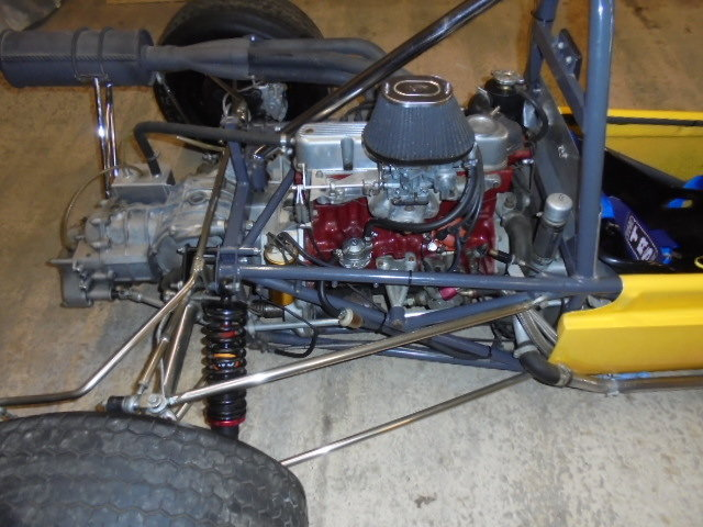 1969 Merlyn MK11A Formula Ford  For Sale (picture 4 of 6)