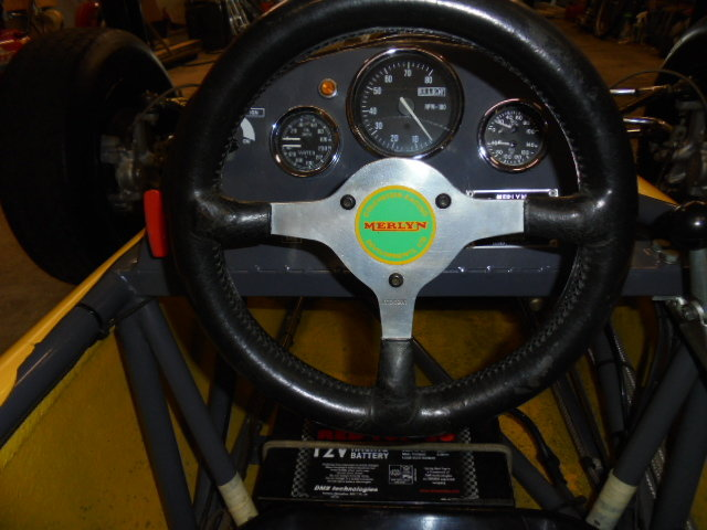1969 Merlyn MK11A Formula Ford  For Sale (picture 6 of 6)