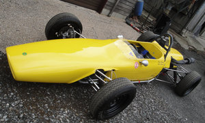 1969 MERLYN MK 11A FORMULA FORD 1600 SINGLE-SEATER For Sale by Auction