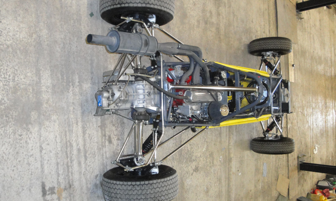 1969 MERLYN MK 11A FORMULA FORD 1600 SINGLE-SEATER For Sale by Auction (picture 4 of 6)