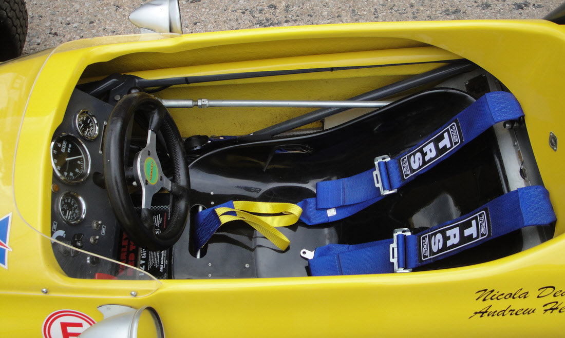 1969 MERLYN MK 11A FORMULA FORD 1600 SINGLE-SEATER For Sale by Auction (picture 5 of 6)