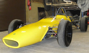 Picture of 1969 MERLYN MK 11A FORMULA FORD 1600 SINGLE-SEATER For Sale by Auction