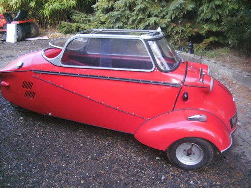 1960 Messerschmitt KR200  For Sale (picture 1 of 6)