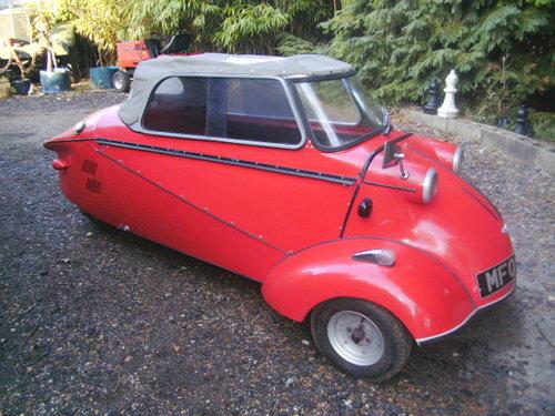 1960 Messerschmitt KR200  For Sale (picture 3 of 6)