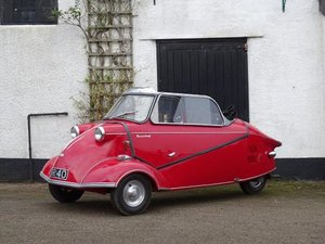 1959 Messerschmitt KR200 Cabriolet Deluxe For Sale by Auction
