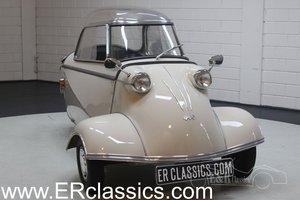 Messerschmitt KR 200 1963 restored