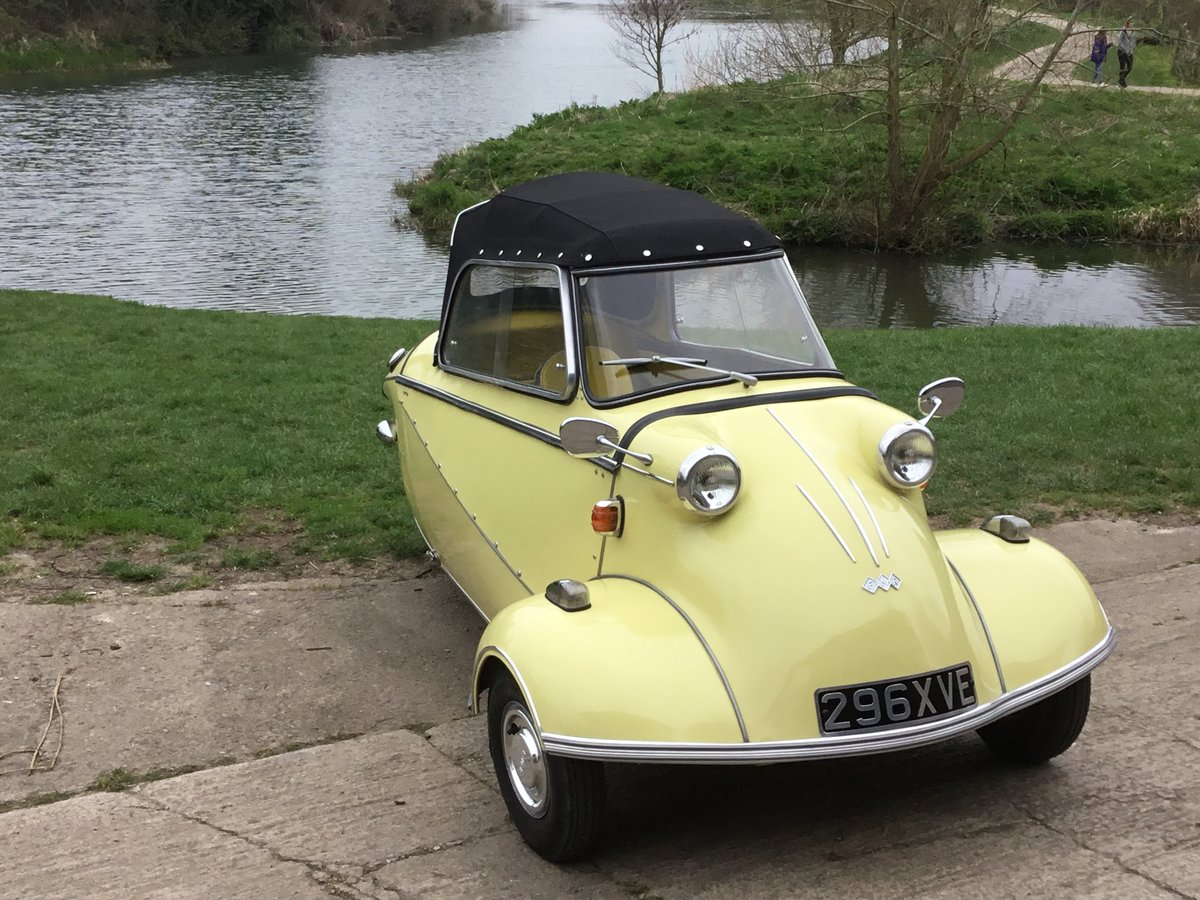 1962 MESSERSCHMITT KR200, RESTORED, BEAUTIFUL, Now Reduced! For Sale (picture 1 of 6)