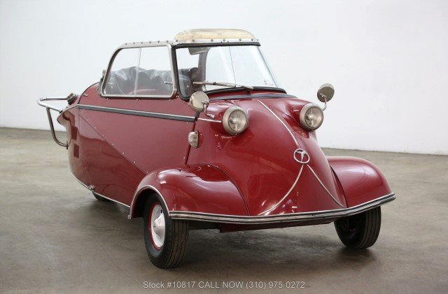 1959 Messerschmitt KR200 Roadster For Sale (picture 1 of 6)