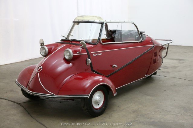 1959 Messerschmitt KR200 Roadster For Sale (picture 3 of 6)