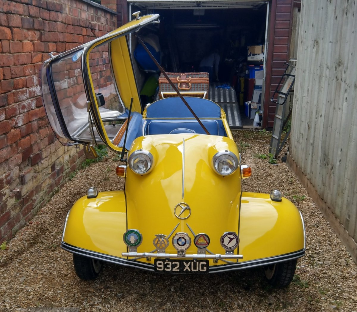 1958 Messerchmitt KR200  For Sale (picture 3 of 6)