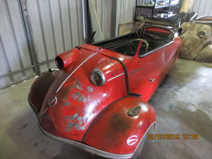 1958 Messerschmitt KR201 + KR200 For Sale