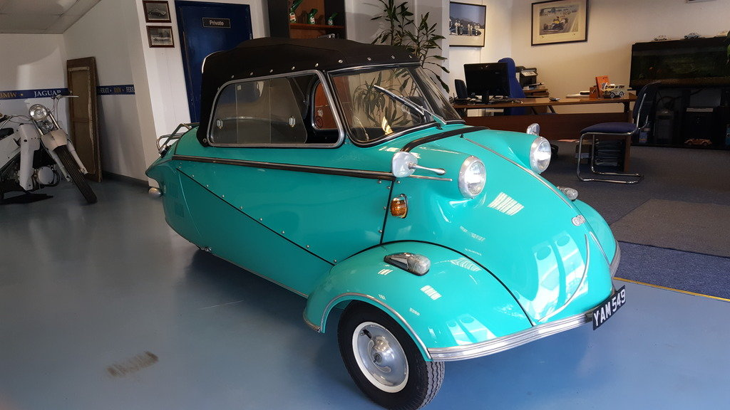 1961 Messerschmitt KR200, Awesome! For Sale (picture 4 of 6)