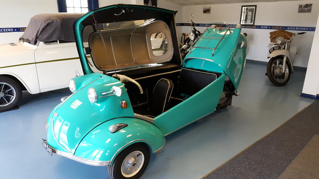 1961 Messerschmitt KR200, Awesome! For Sale (picture 5 of 6)