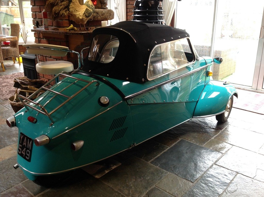 1961 Messerschmitt KR200, Awesome! For Sale (picture 6 of 6)
