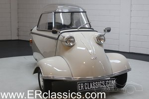Messerschmitt KR 200 1963 restored