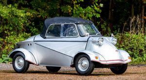 1959 FMR/Messerschmitt Tg500 Microcar For Sale by Auction