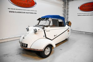 Messerschmitt KR 200 1962