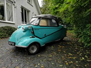 1960 Messerschmitt kr 200 to swap with fiat multipla