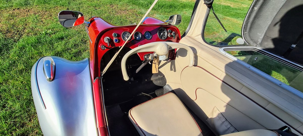 2003 Messerschmitt KR200 replica Tested with Video For Sale (picture 6 of 6)