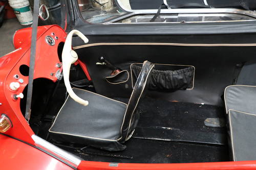 1964 Messerschmitt KR200  For Sale (picture 4 of 5)