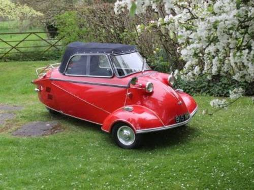 1960 MESSERSCHMITT KR200 For Sale by Auction (picture 1 of 3)