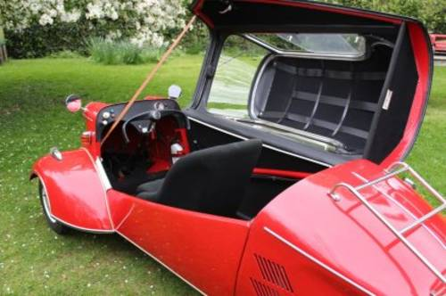 1960 MESSERSCHMITT KR200 For Sale by Auction (picture 2 of 3)