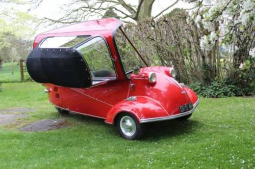 1960 MESSERSCHMITT KR200 For Sale by Auction (picture 3 of 3)