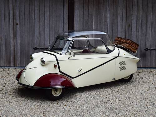 1955 A very rare Messerschmitt KR175-2B in fantastic condition. SOLD (picture 1 of 6)