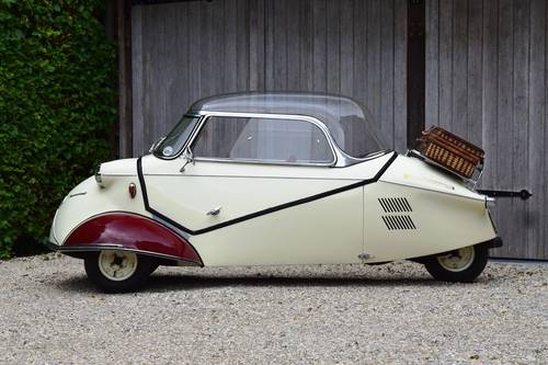 1955 A very rare Messerschmitt KR175-2B in fantastic condition. SOLD (picture 2 of 6)
