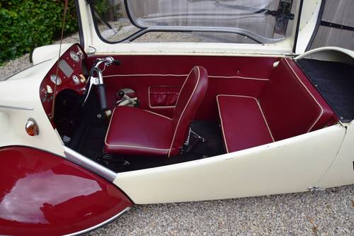 1955 A very rare Messerschmitt KR175-2B in fantastic condition. SOLD (picture 4 of 6)