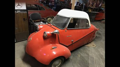 1955 Messerschmitt KR200 # 22077 For Sale (picture 1 of 4)