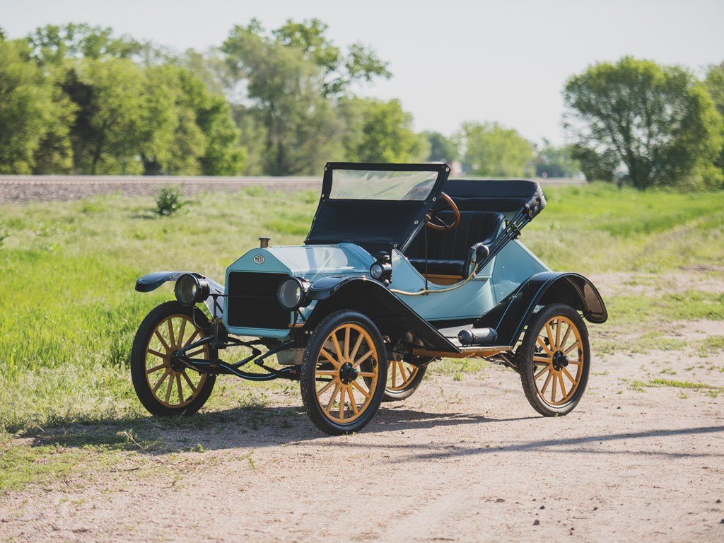 1914 Metz Model 22 Roadster For Sale by Auction (picture 1 of 6)