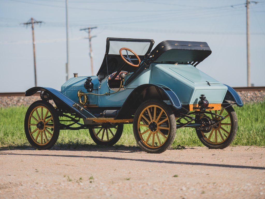 1914 Metz Model 22 Roadster For Sale by Auction (picture 2 of 6)