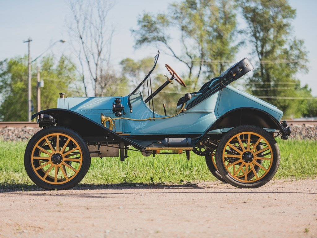 1914 Metz Model 22 Roadster For Sale by Auction (picture 5 of 6)