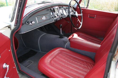 1960 MGA 1600 mk1  COUPE, UK Car, finest available SOLD (picture 3 of 6)