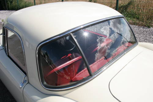 1960 MGA 1600 mk1  COUPE, UK Car, finest available SOLD (picture 5 of 6)