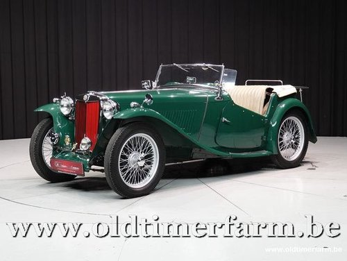 1949 MG TC '49 For Sale (picture 1 of 6)