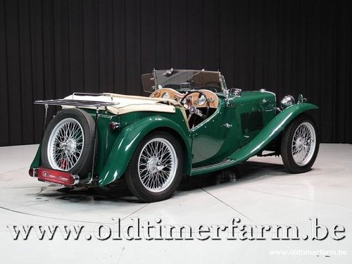 1949 MG TC '49 For Sale (picture 2 of 6)