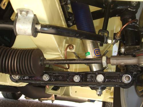 1969 Full nut and bolt restoration MGC Roadster  (picture 6 of 6)
